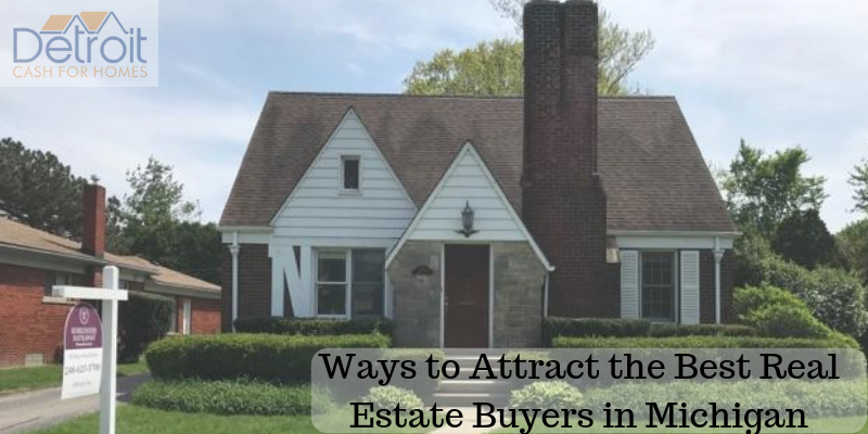 real estate cash buyers in Michigan