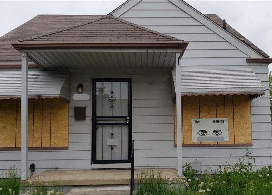 Detroit estate home buyer