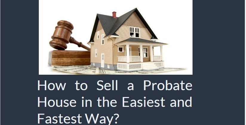 sell probate property