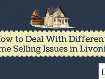 How to Deal With Different Home Selling Issues in Livonia?
