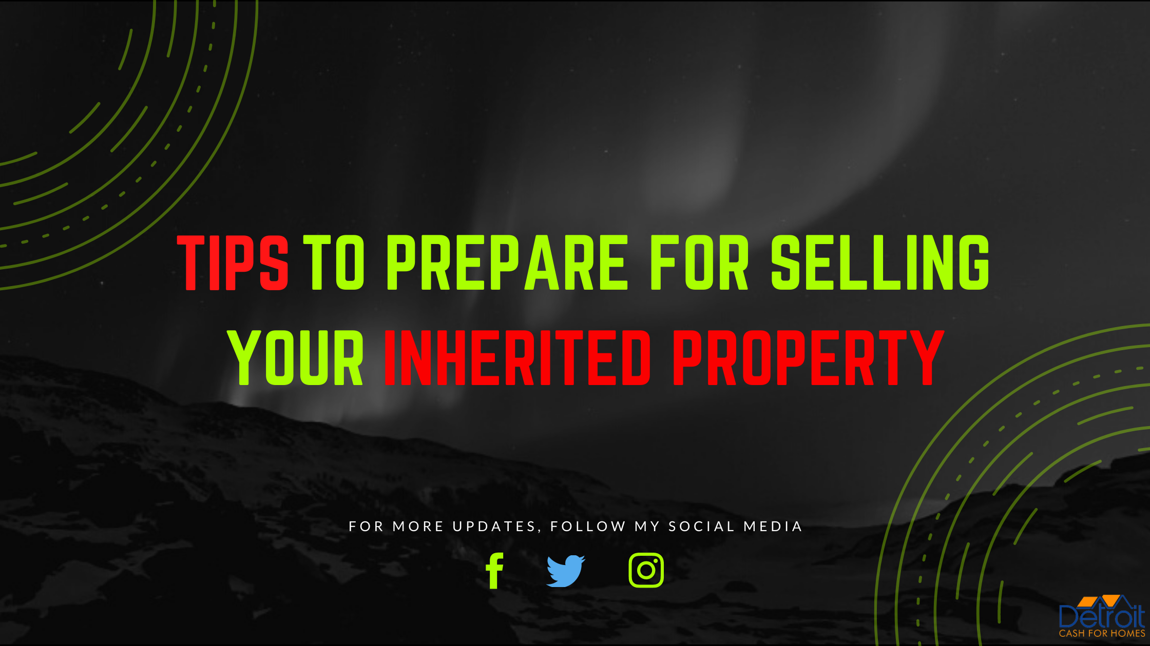 Tips To Prepare For Selling Your Inherited Property