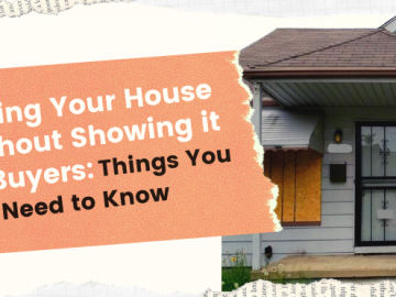 Selling Your House Without Showing it to Buyers